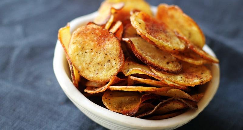 Hoe zelf chips maken?